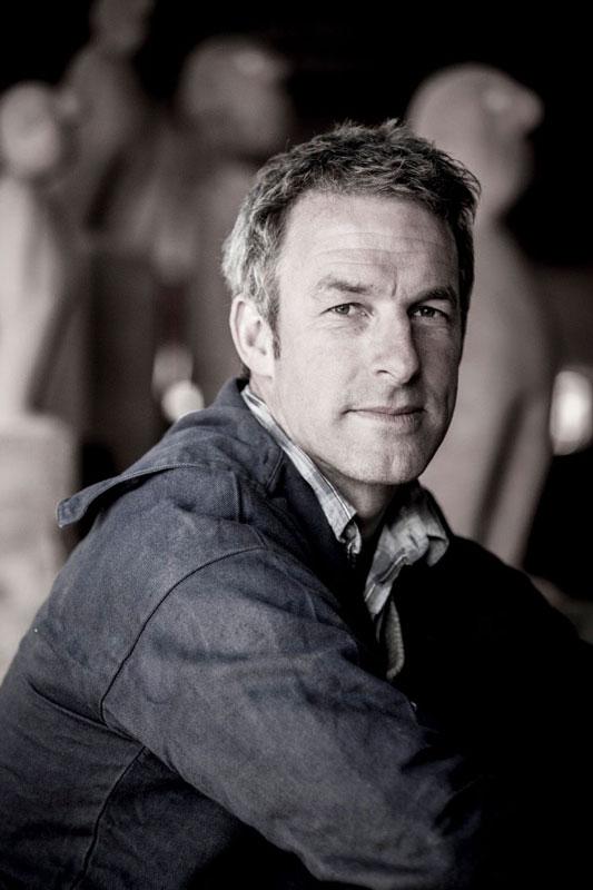 Jonas Kötz, Illustrator, Bildhauer, Krautsand